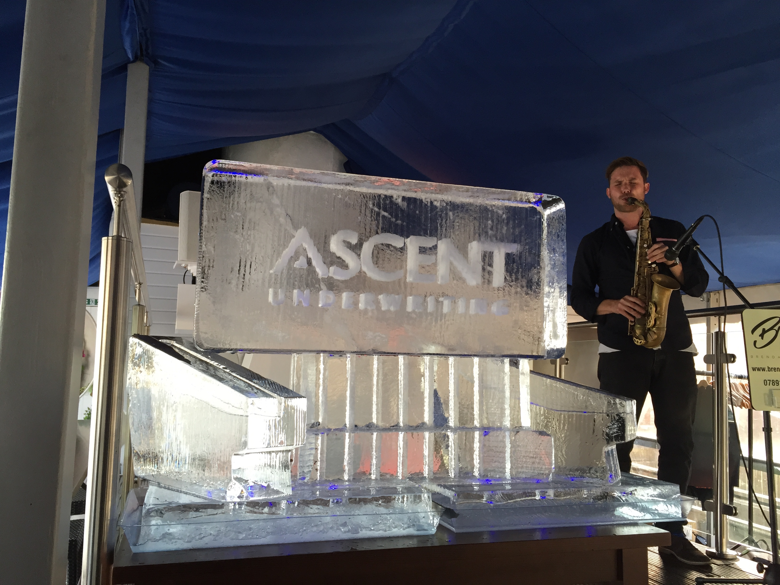 Ascent Underwriting logo (snowfill)