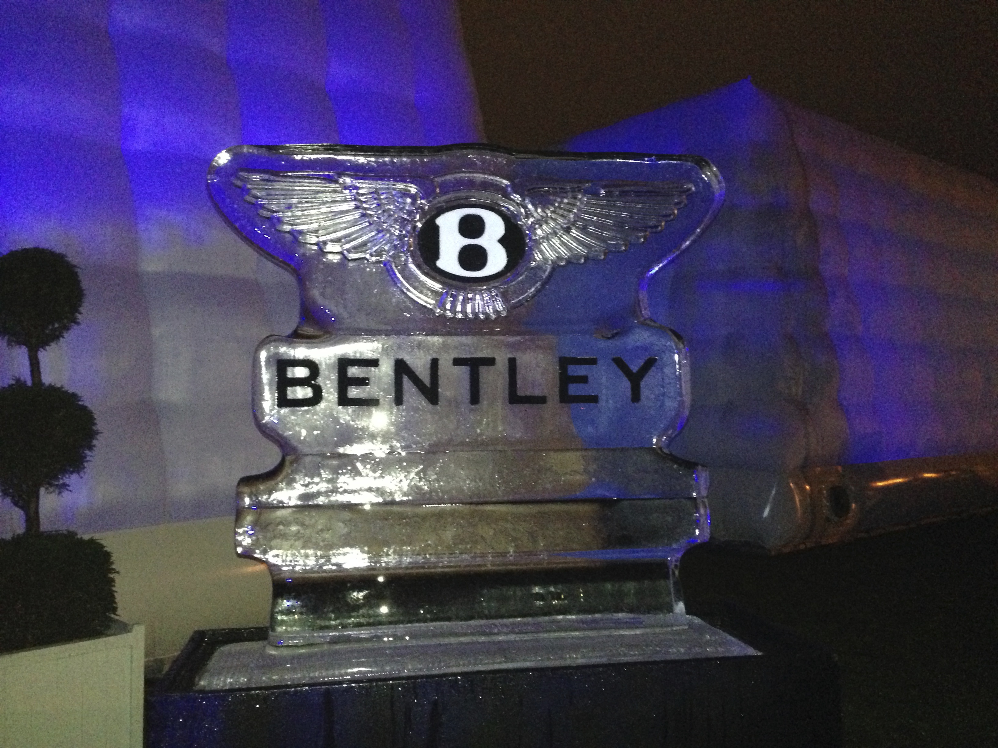 Bentley colour logo