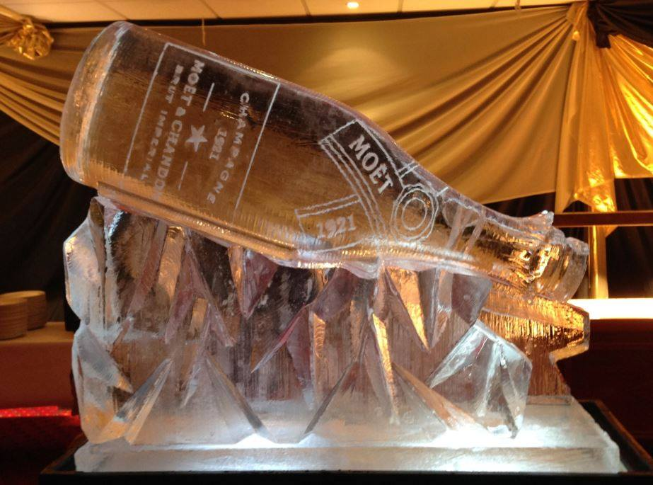 bottle luge