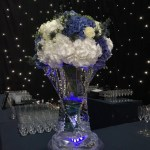Ice Table Centres & Ice Vases