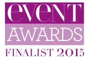 EVENT AWARDS 2015 – FINALISTS!