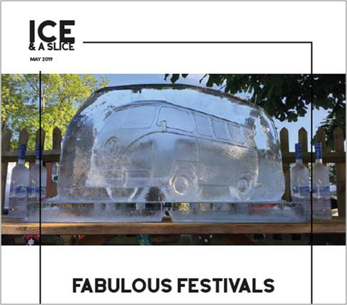 PSD Ice Art Ice & A Slice Newsletter May 2019 Header