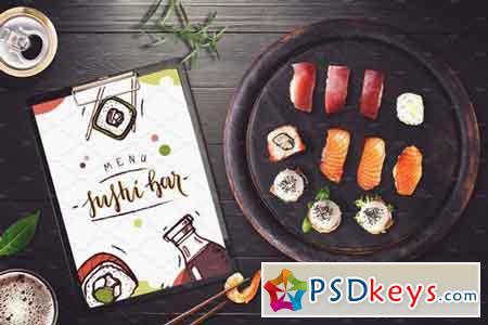 View authentic japanese restaurant sagano web design mockup. Sushi Free Download Photoshop Vector Stock Image Via Torrent Zippyshare From Psdkeys Com