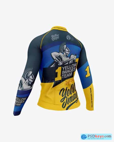 Download Women`s Cycling Jersey Mockup 45342 » Free Download ...