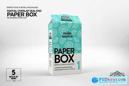 It works for all standard sized cereal boxes and is printable on all templates. Creativemarket Paper Cereal Box Packaging Mockup 4347678