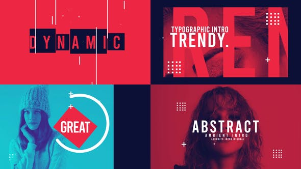 Videohive Abstract Ambient Intro 26569756