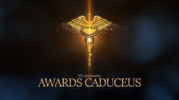 Videohive Awards Caduceus Opener 27650273