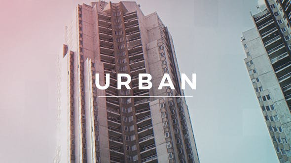Videohive Urban 21941726