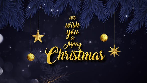 Videohive Christmas and New Year Opener 2021 29441100