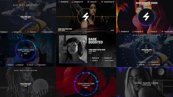 Videohive Music Visualizer V.1 29362104