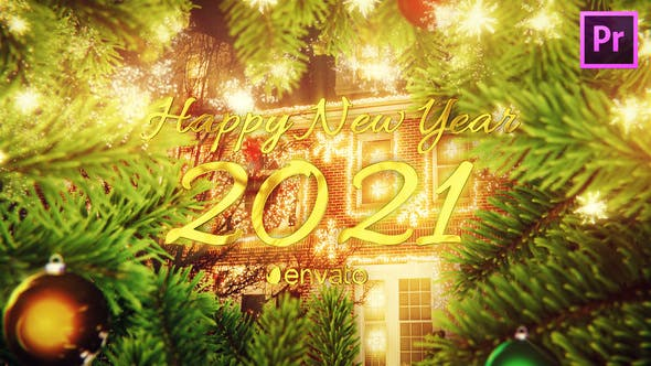 Videohive New Year Countdown 2021 for Premiere Pro 29243424