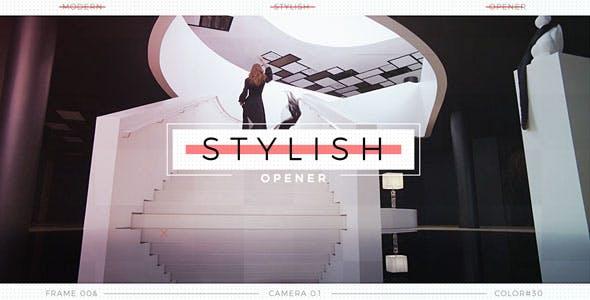 Videohive Modern Stylish Opener 21226090