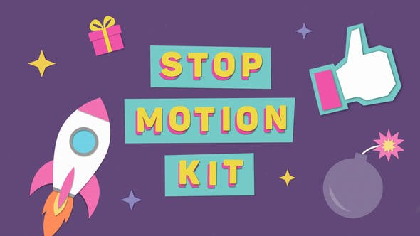 Videohive Stop Motion Explainer 22555939
