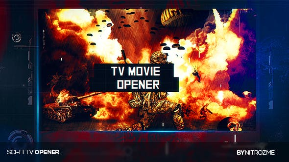 Videohive The Opener 19725487