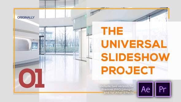 Videohive - Universal Slideshow - 29360610