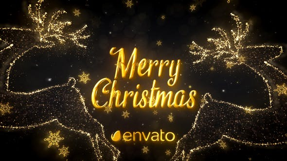 Videohive Christmas Wishes 29659284