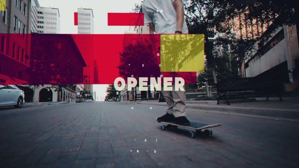 Videohive Sports Intro Opener 23264232