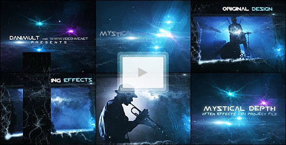 Videohive Mystical Depth 133181