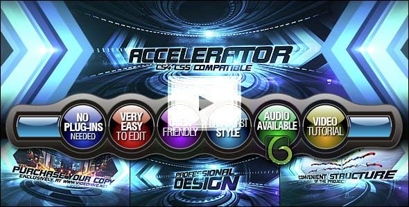 Videohive Accelerator 235350