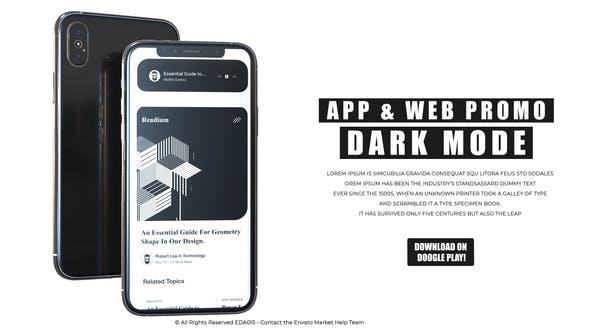 Videohive io - App & Web Mockup Promo 25553078