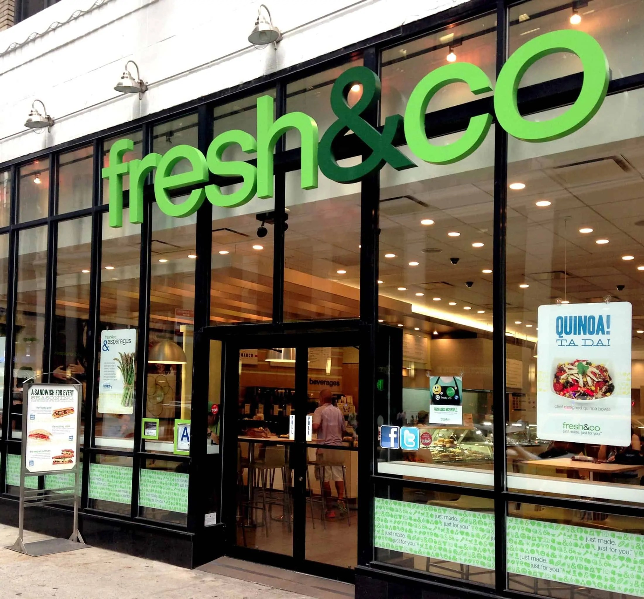 Fresh And Co Nyc