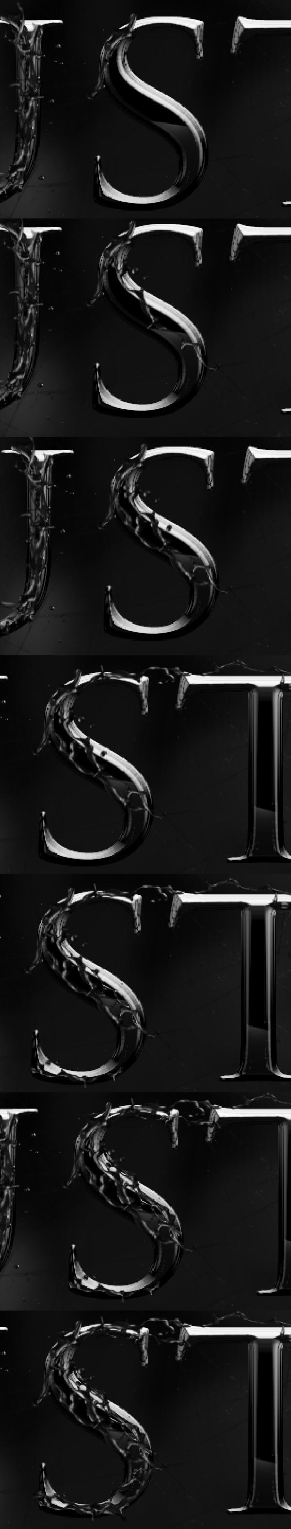 17 Tạo chữ với phương pháp ghép hình