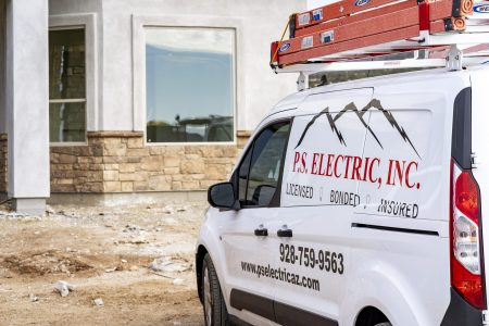 P.S. Electric Inc. - Residential Electrician