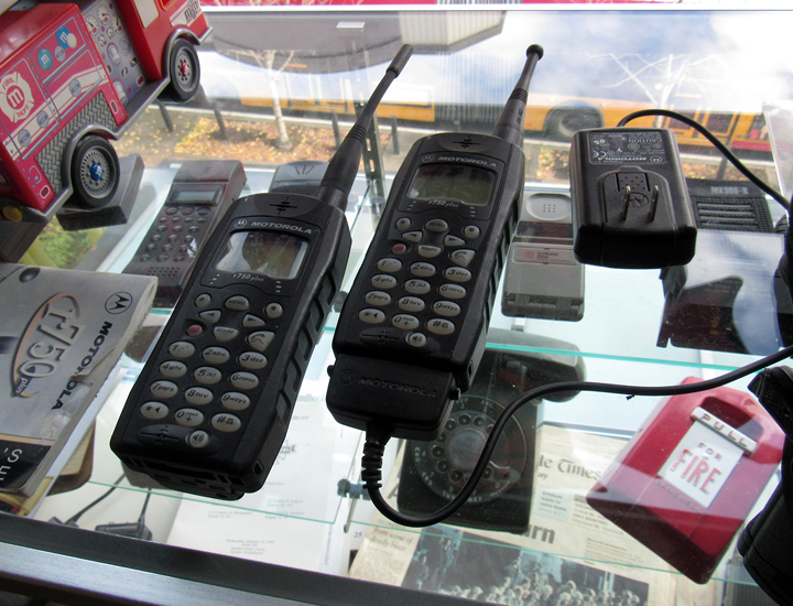 Hand radios