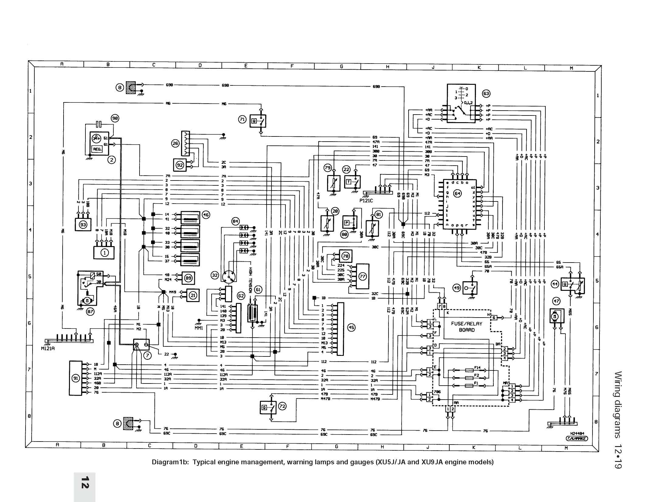 mga wiring diagram dolgular com schema_elec_xu9ja_xu5ja_page_19 mga wiring  diagram dolgular com mga wiring diagram 1962 at