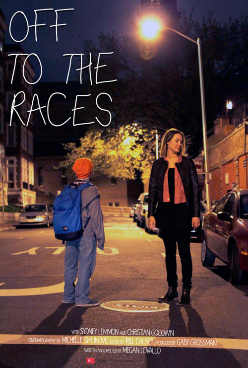 Off to the Races poster