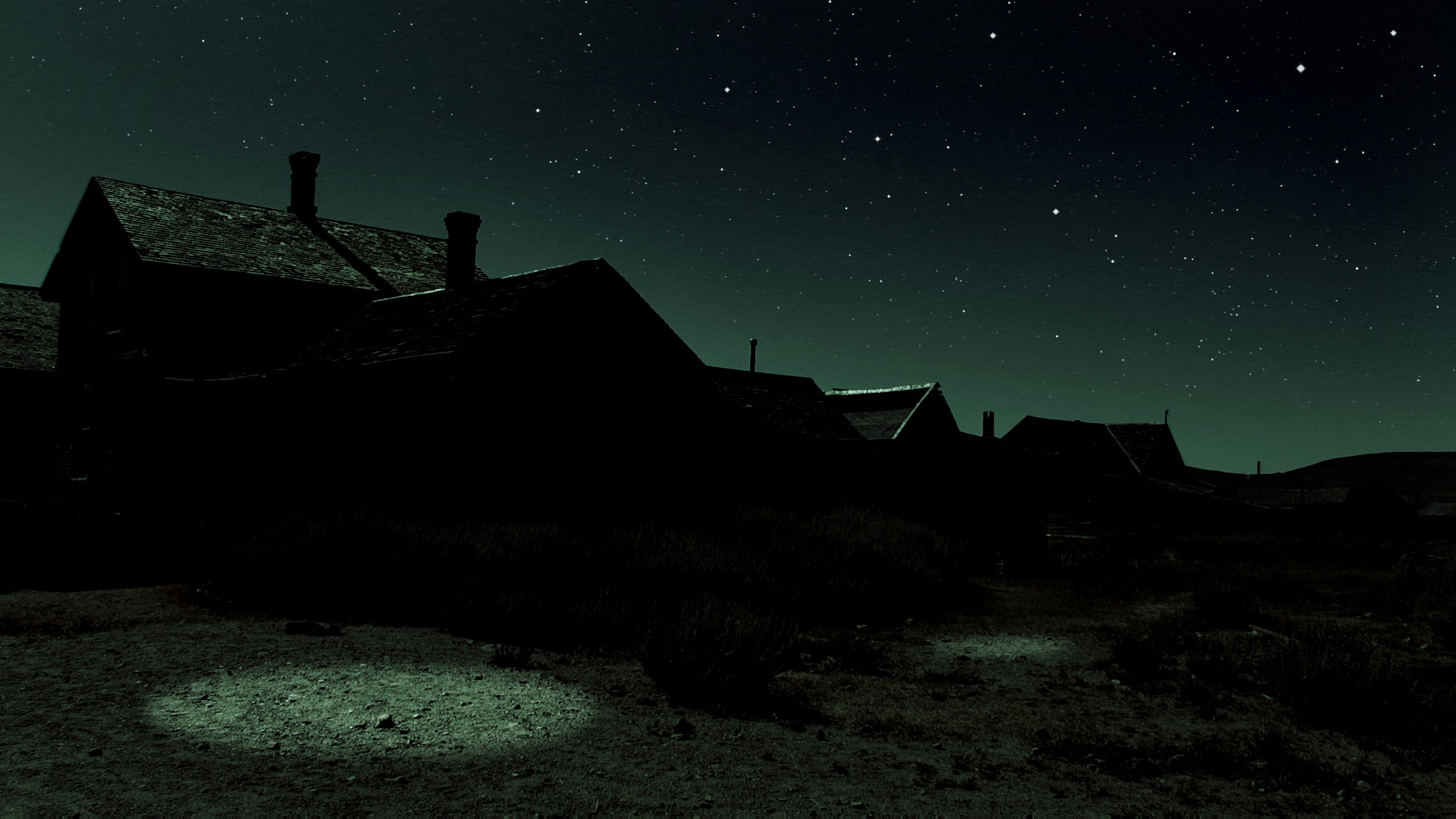 """Still from """"The Mysterious Disappearance of the Town's Last Resident"""""""