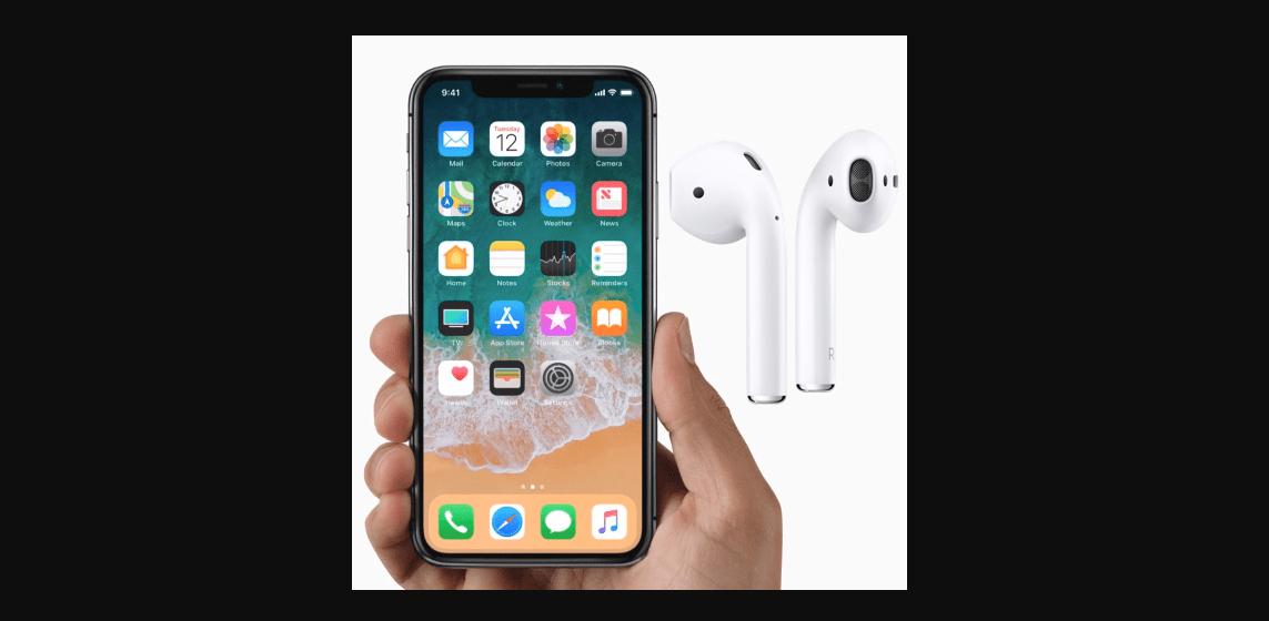 Apple pode considerar juntar AirPods com iPhones 2020