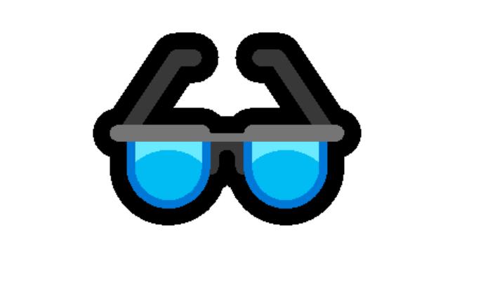 Emoji Óculos