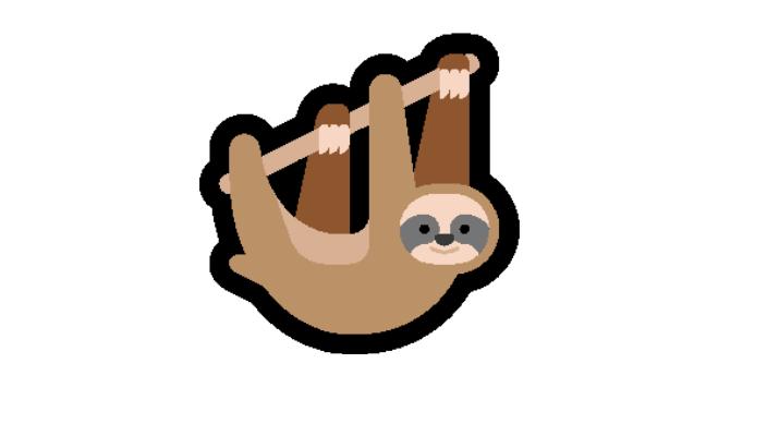 Sloth Emoji Copy and Paste