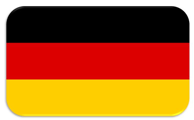 Bandeira da Alemanha Emoji