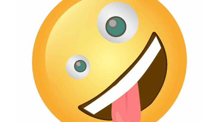 Rosto Maluco Emoji 🤪