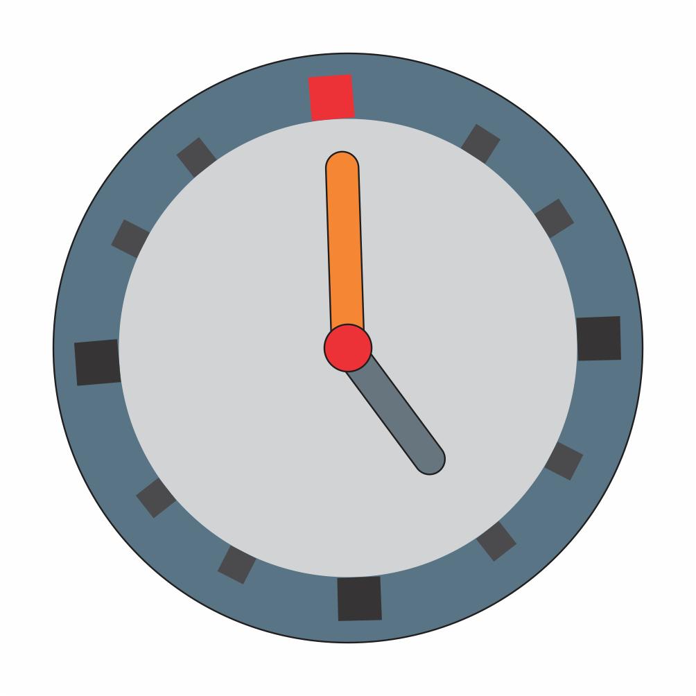 cinco horas emoji, 🕔, 5 Horas Emoji, dezessete horas emoji