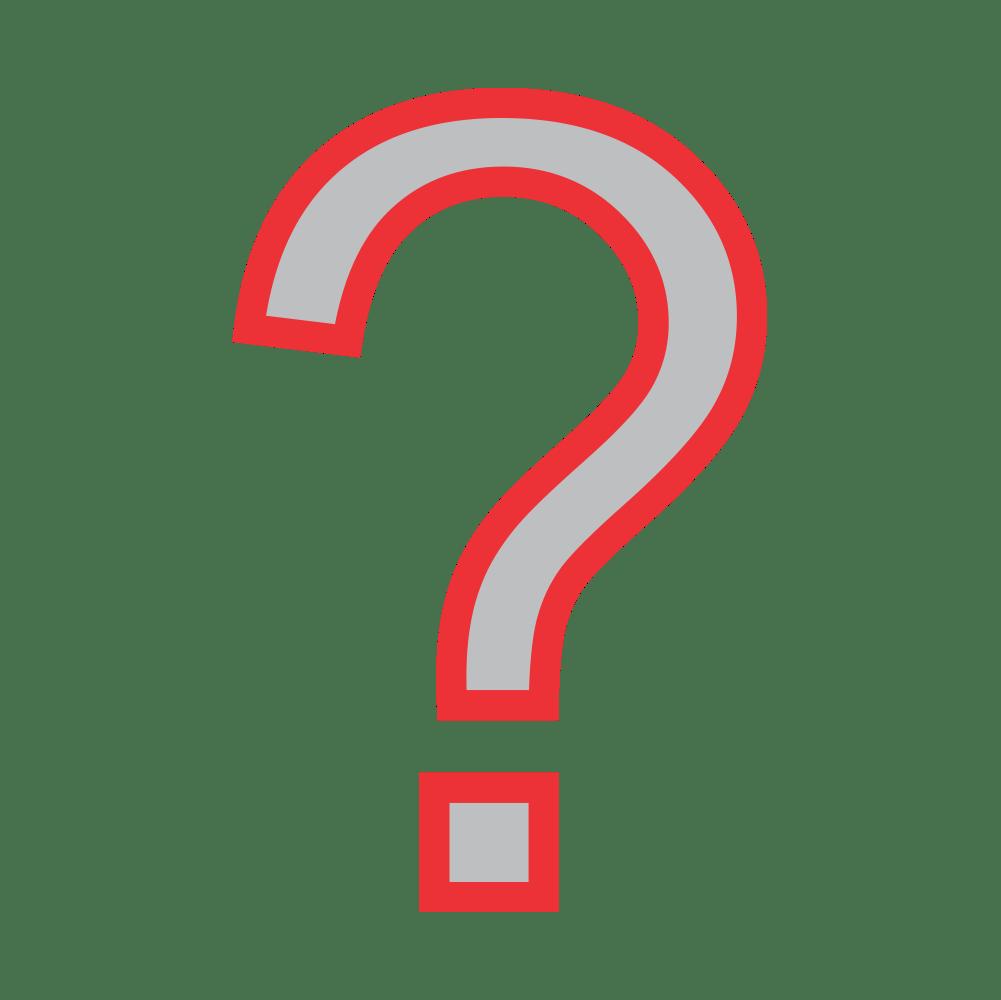 Emoji ponto de interrogação para copiar