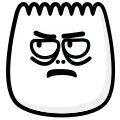 Emoji disdain tiktok