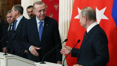 Photo of موسكو.. فلاديمير بوتين و رجب طيب أردوغان يتفقان على وقف إطلاق النار في إدلب