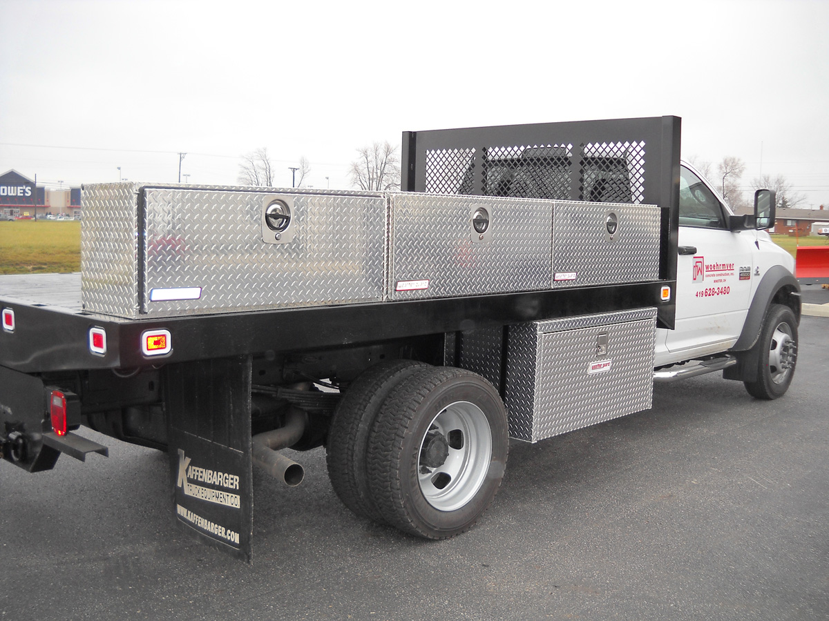 Tool Boxes, Truck Bed Storage, Safety