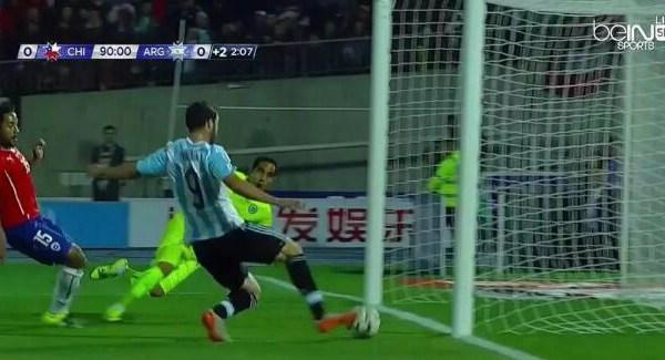 Argentina Chila Copa America Final