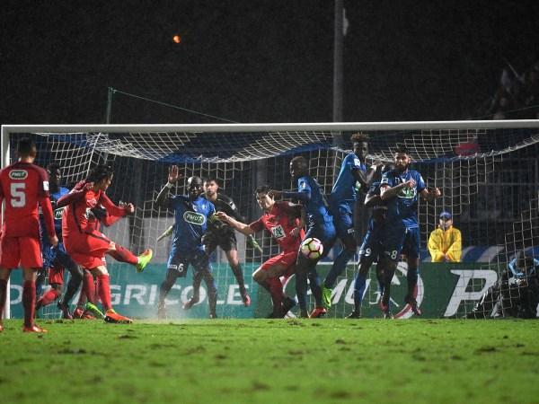 Niort vs PSG