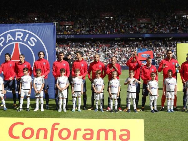 PSG vs Amiens