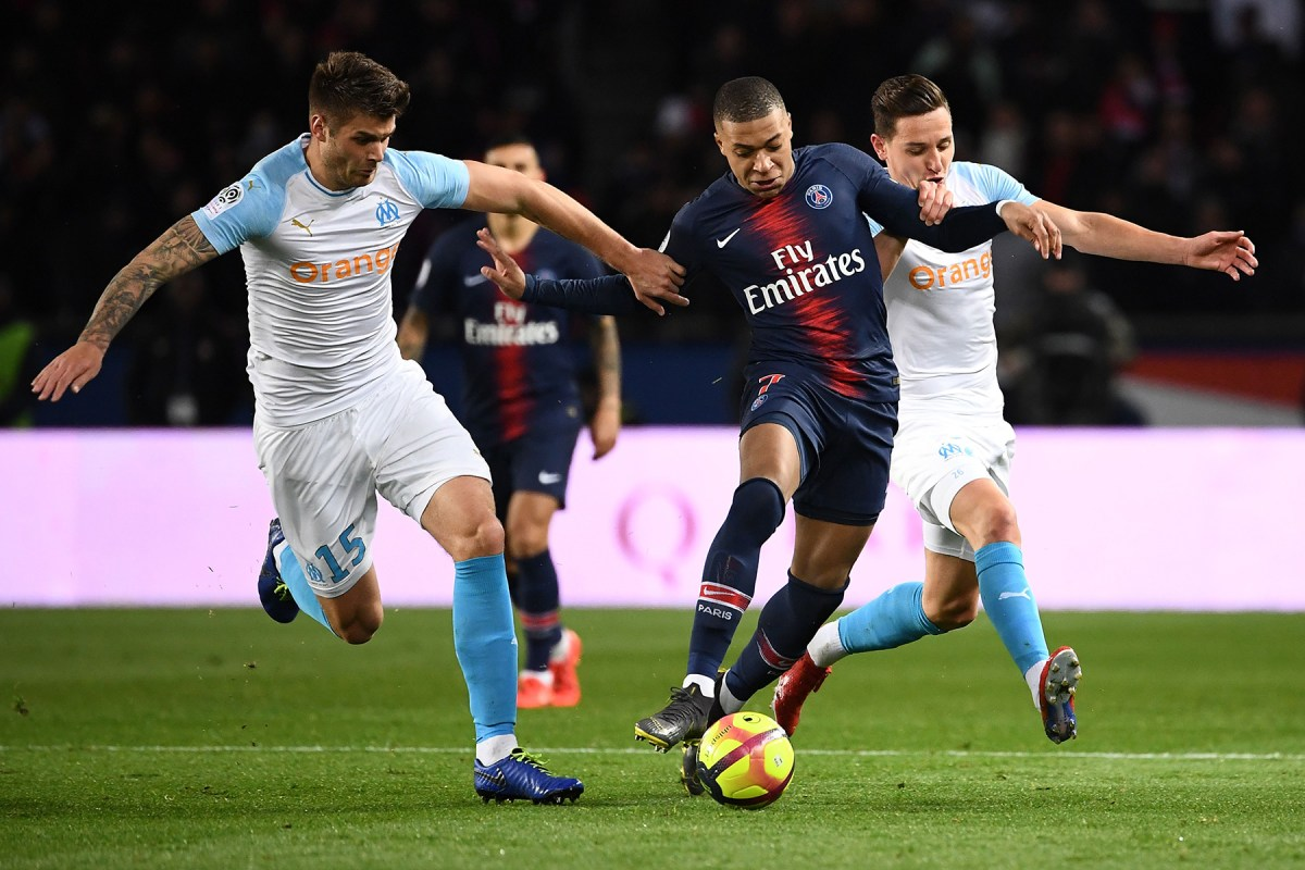 PSG Small Talk Podcast: Paris Spank Marseille...Once Again