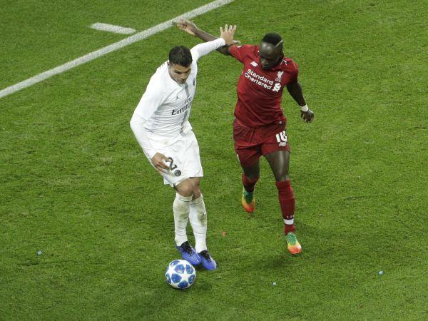 Thiago Silva and Sadio Mane