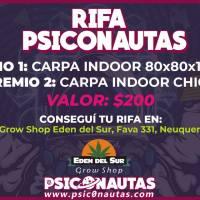 [ARGENTINA] Rifa Psiconautas