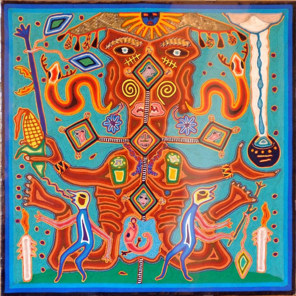 Chamanismo y Neochamanismo Huichol