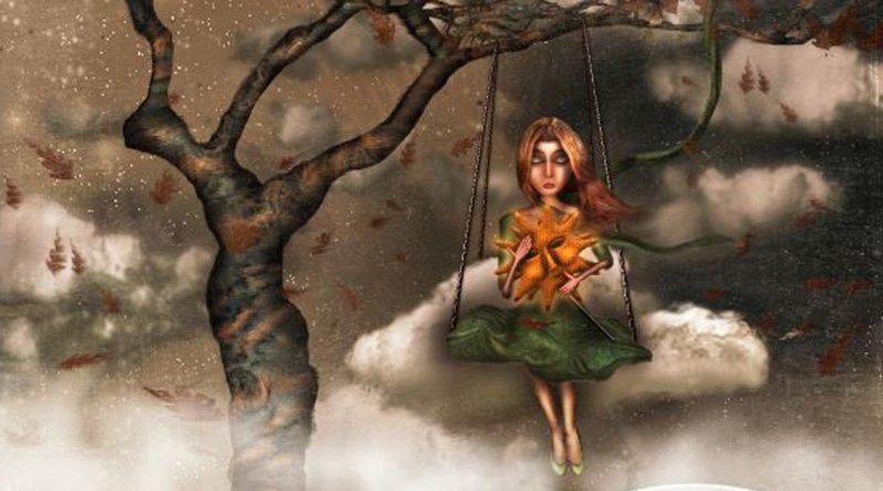 criança interior, criança ferida, infância, menina triste, trauma de infância