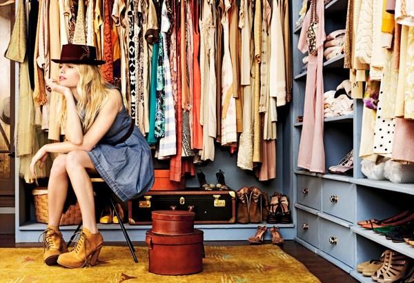 mudança de hábitos, faxinar a casa, faxina, limpar o armário, desfazer